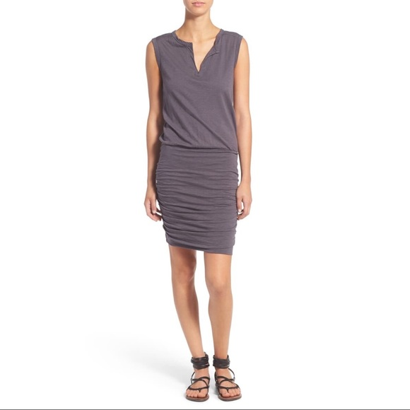 Velvet By Graham & Spencer Slub Dress